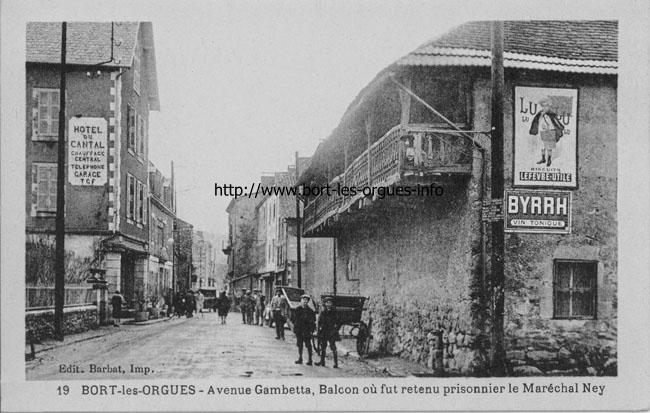 carte-postale-bort-les-orgues0167-wat Bort les Orgues